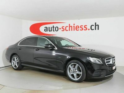 gebraucht Mercedes E300 AMG Line 9G-Tronic Hybrid