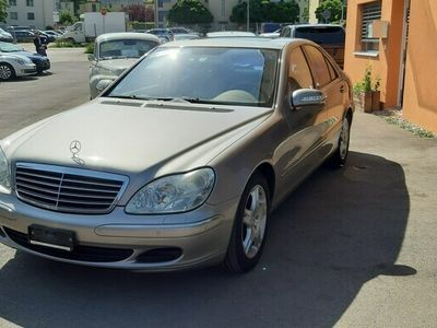 gebraucht Mercedes S500L S-Klasse4Matic