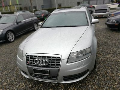 gebraucht Audi S6 Avant 5.2 V10 quattro tiptronic