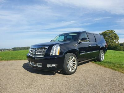 gebraucht Cadillac Escalade Platinum 409cv 7 places