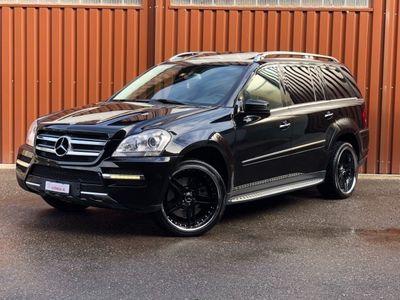 gebraucht Mercedes GL450 (420) CDI 4Matic 7G-Tronic