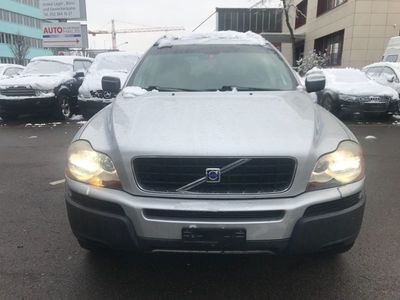 gebraucht Volvo XC90 D5 AWD Geartronic