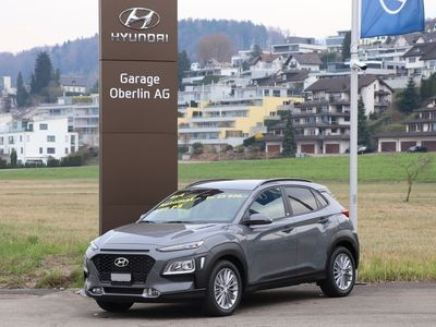 gebraucht Hyundai Kona 1.6 T-GDi Origo 4WD DCT
