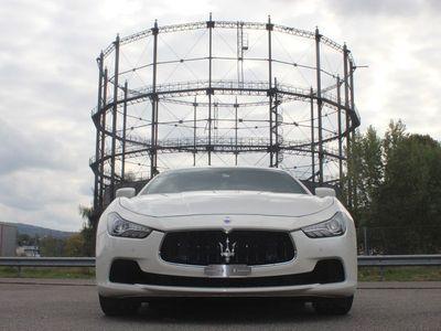 gebraucht Maserati Ghibli Ghibli Sehr gepflegter CH3.0 V6 zu Verkaufen