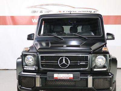 gebraucht Mercedes G63 AMG G-KlasseAMG lang