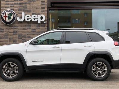 gebraucht Jeep Cherokee 2.0 Trailhawk AWD Drive Lock 9ATX