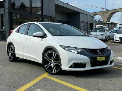 gebraucht Honda Civic Civic 1.8i Sport1.8i Sport