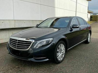 gebraucht Mercedes S500L S-Klasse Mercedes Benz S500 L S-Klasse Mercedes Benz