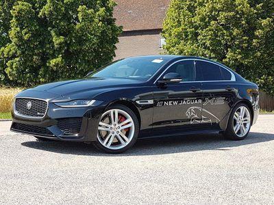 gebraucht Jaguar XE 2.0 R-Dynamic SE AWD