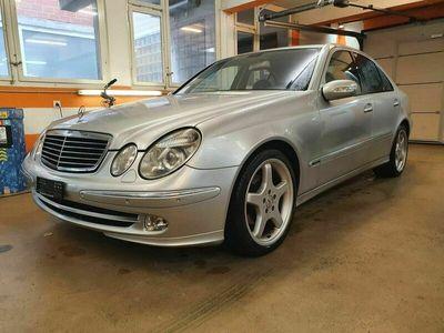 gebraucht Mercedes E270 E-Klasse *** E270 CDI *** E-Klasse ***CDI ***