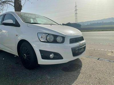 gebraucht Chevrolet Aveo 1.6 LTZ