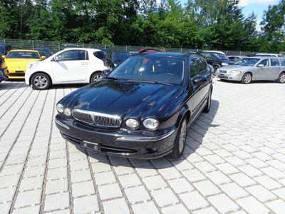 gebraucht Jaguar X-type Estate 3.0 V6 Traction4 Executive Limited