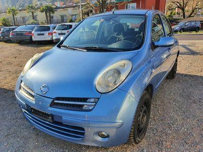 gebraucht Nissan Micra 1.4 COLLAUDATA KM 110.000