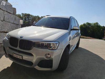 gebraucht BMW X3 30d Steptronic M-Sport Paket, Standheizung, Anh. Kupl