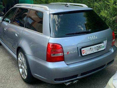 gebraucht Audi RS4 S4 / RS4Avant 2.7 V6 Biturbo quattro