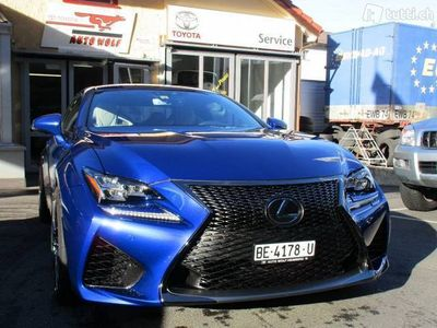 gebraucht Lexus RC F 5.0 V8 Excellence Automatic