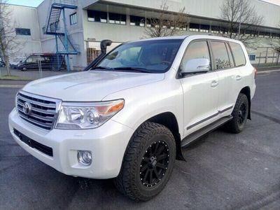 gebraucht Toyota Land Cruiser V8 4.5 D-4D Sol