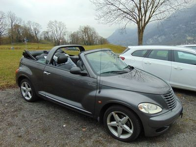 gebraucht Chrysler PT Cruiser Cabriolet 2.4 16V Turbo