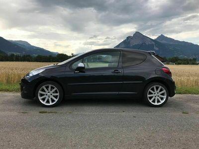 gebraucht Peugeot 207 GTI RC super Zustand von Privat ab MFK