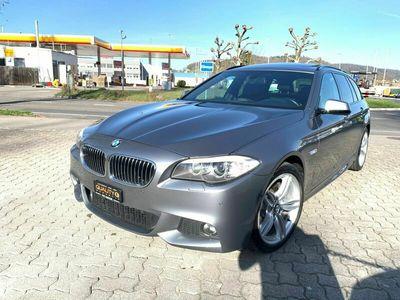 gebraucht BMW 528  i xDrive M-Sportpaket Touring Steptronic