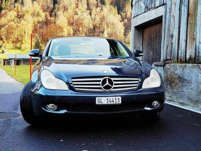 gebraucht Mercedes CLS500 V8