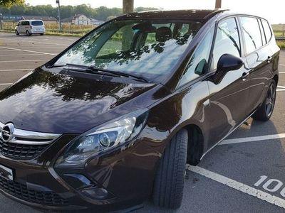 gebraucht Opel Zafira Tourer 2.0 CDTi BiTurbo Sport