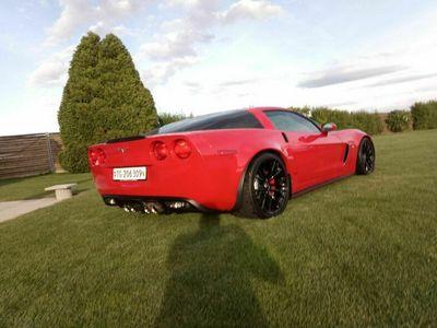 gebraucht Chevrolet Corvette C6 Corvette C6 Z06Z06