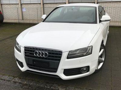 gebraucht Audi A5 Coupé 2.0 TFSI 211