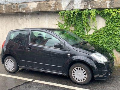 gebraucht Citroën C2 Furio, 1.0, 2004, 100?000km, noir
