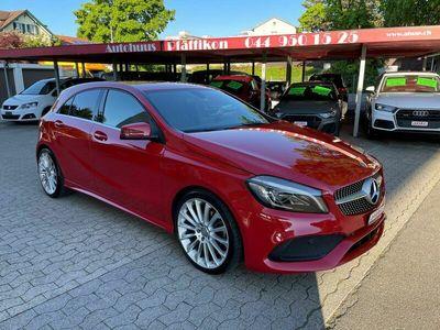 gebraucht Mercedes A200 A-KlasseCDI AMG Line 7G-DCT