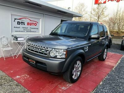 gebraucht Land Rover Discovery 3.0 TDV6 S Automatic