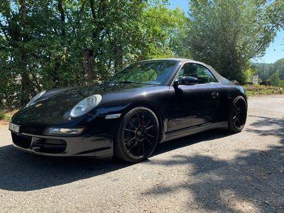 gebraucht Porsche 997 4S Cabrio RUF Kompressorumbau EINZIGARTIG!