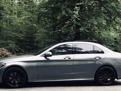 gebraucht Mercedes C250 C-KlasseAMG-Line