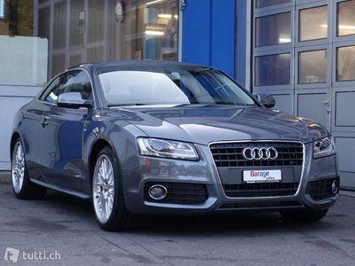 gebraucht Audi A5 Coupé 2.0 TFSI multitronic