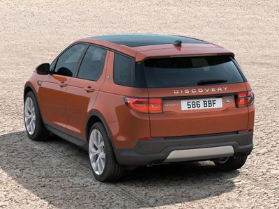 gebraucht Land Rover Discovery Sport 2.0 Si4 250 HSE / MHEV
