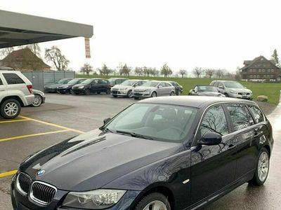 gebraucht BMW 325  d Touring Steptronic