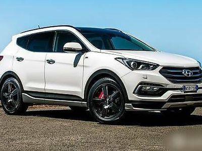 gebraucht Hyundai Santa Fe 2.2 CRDI Premium 4 WD