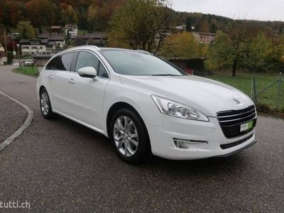 gebraucht Peugeot 508 SW 1.6 16V T Allure Automatic