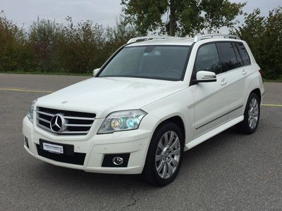 gebraucht Mercedes GLK350 GLK-KlasseCDI (320 CDI) 4Matic 7G-Tronic