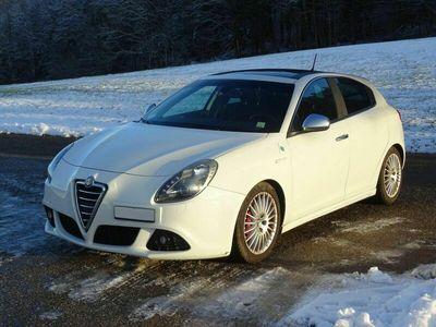 gebraucht Alfa Romeo Giulietta Giulietta 1750 TBi Quadrifoglio - TIEFERGELEGT1750 TBi Quadrifoglio - TIEFERGELEGT