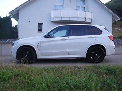 gebraucht BMW X5 xDrive M50d Steptronic * 22 Zoll Alu *
