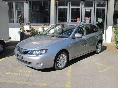 gebraucht Subaru Impreza 2.0R Comfort Automatic
