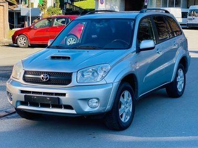 gebraucht Toyota RAV4 2.0 D4D Linea Luna