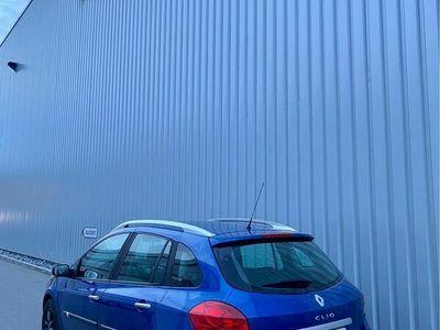gebraucht Renault Clio 1.5tdci