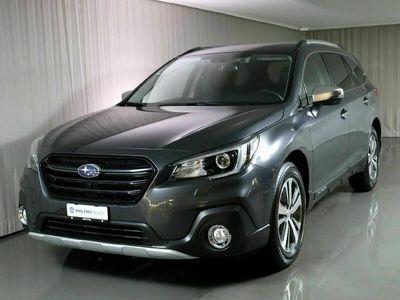 gebraucht Subaru Outback 2.5i Crossroad