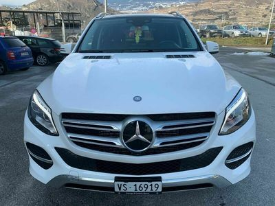 gebraucht Mercedes GLE250 GLE-Klassed Executive 4Matic 9G-Tronic
