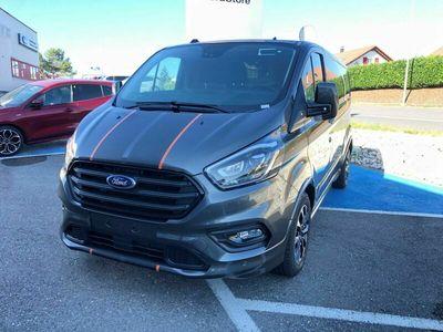gebraucht Ford Custom TransitVan 320 L2 2.0 TDCi Sport
