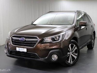 gebraucht Subaru Outback 2.5i Luxury