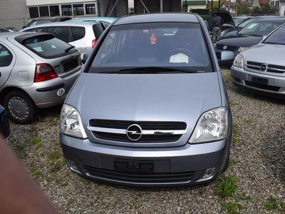 gebraucht Opel Meriva 1.6i 16V Cosmo