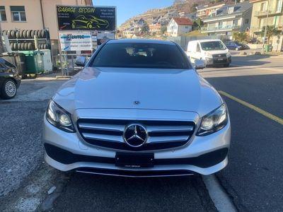 gebraucht Mercedes E200 4Matic 9G-Tronic